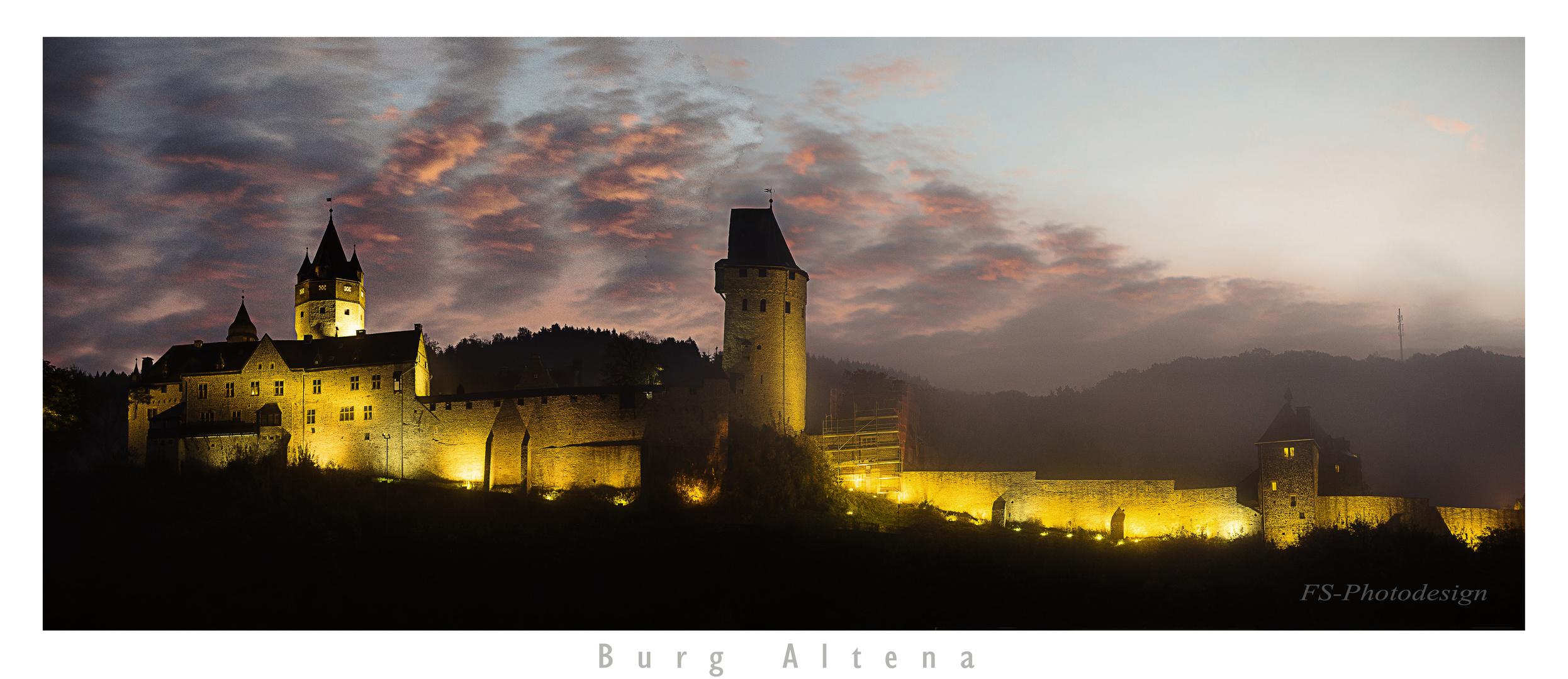 """"""" Burg Altena"""""""