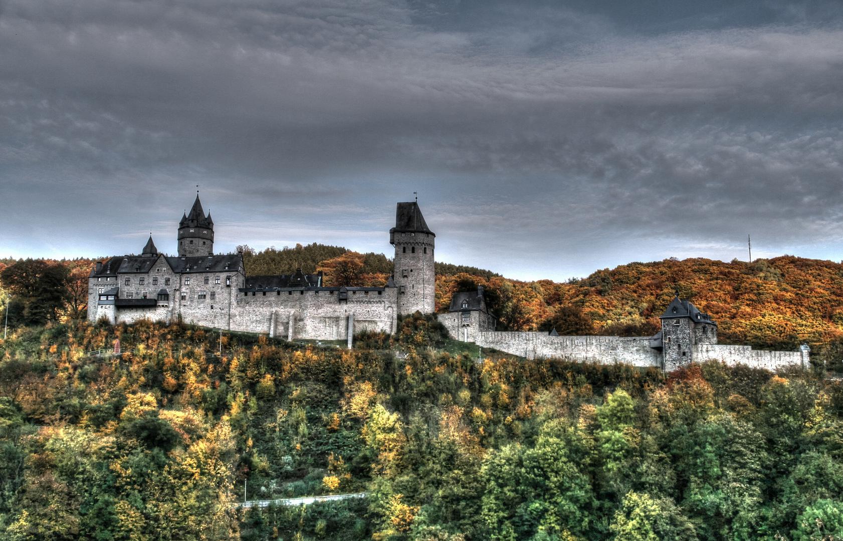 Burg Altena In HDR