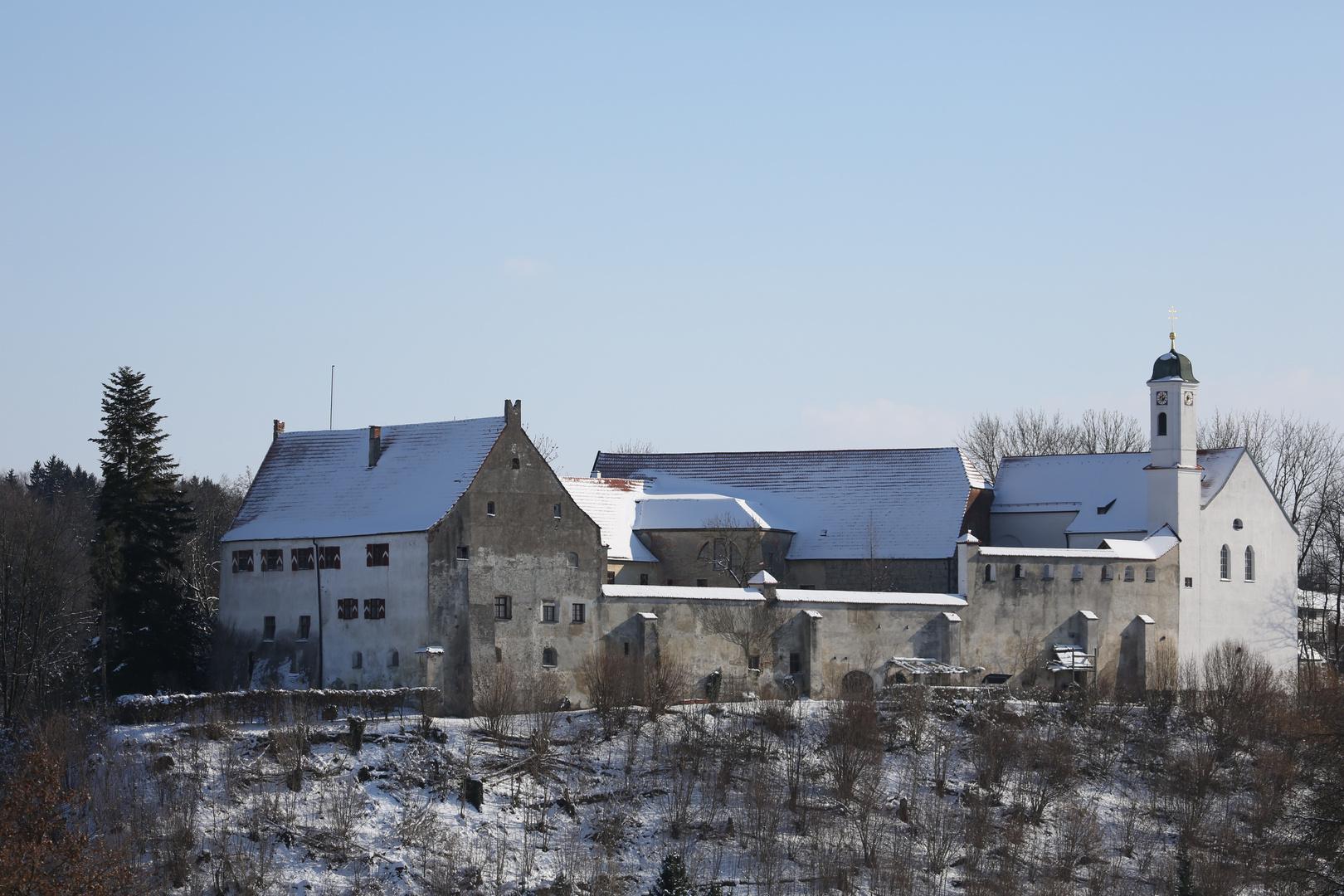 Burg am Burgrain
