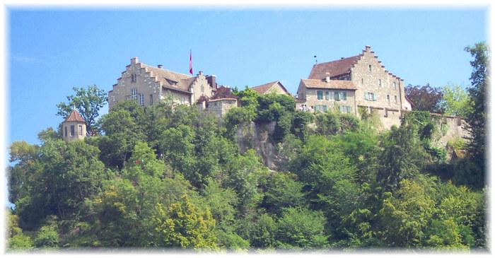 Burg am Rheinfall