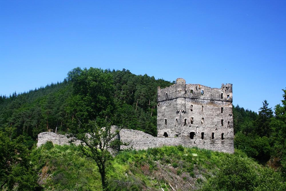 Burg Balduinseck I