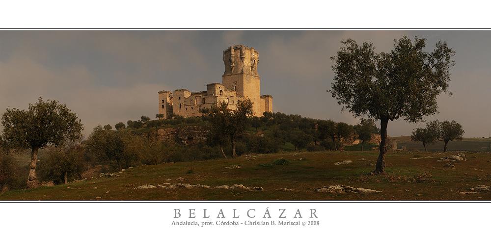 Burg Belalcázar (Andalusien)
