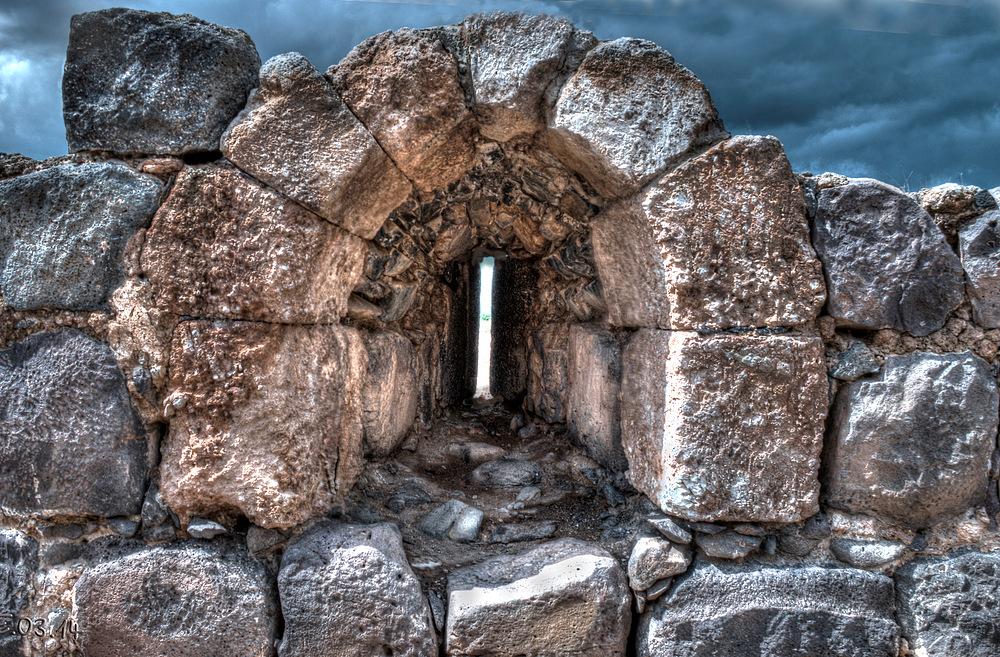 """Burg """"Belvoir"""" , Israel"""