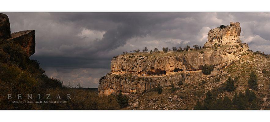 Burg Benizar (Murcia)
