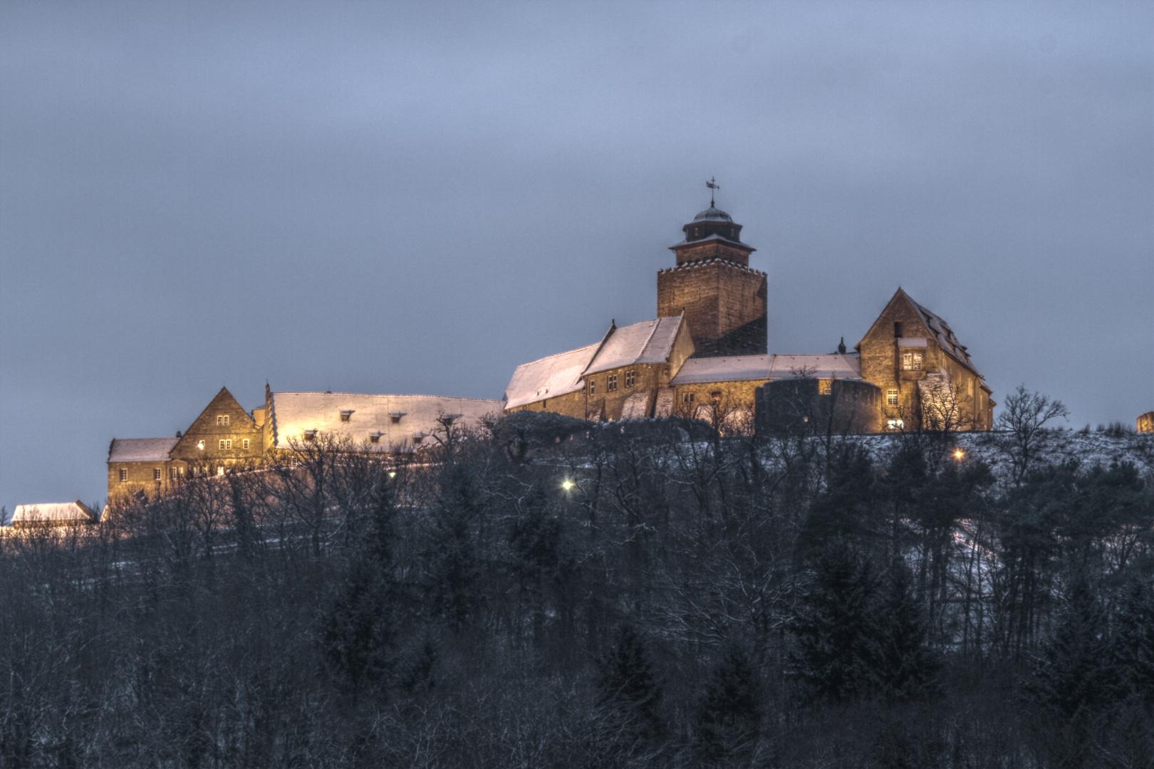 Burg Breuberg HDR