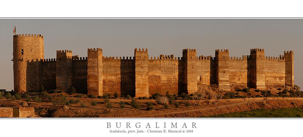 Burg Burgalimar (Andalusien)