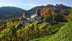 Burg Deutschlandsberg im Herbstgewand!