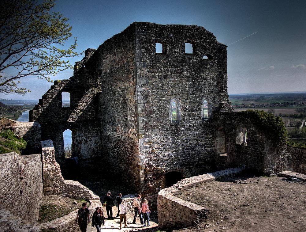 Burg Donaustauf 1