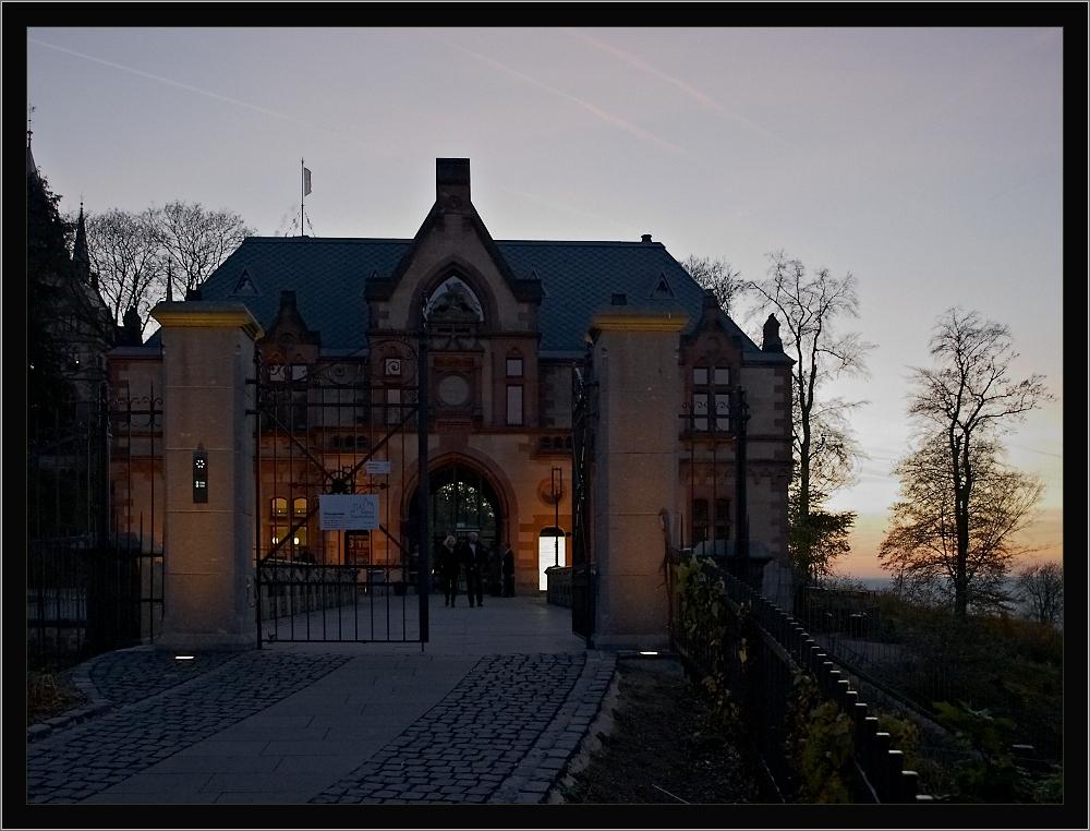 Burg Drachenfels bei Königswinter