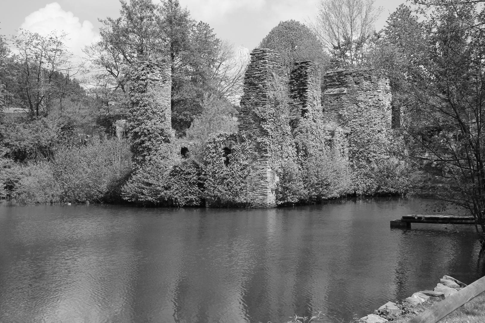 Burg Eibach in Nordreihn Westfalen