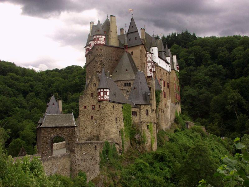 Burg Eltz....