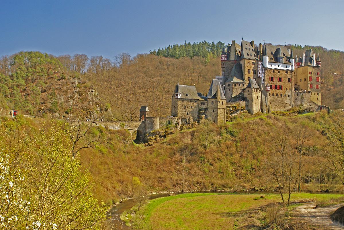 Burg Eltz - April 2010