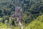Burg Eltz - Frontansicht