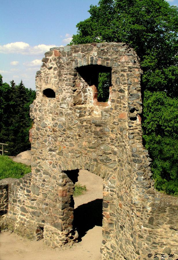 Burg Frankenstein 4 - Burgeingang