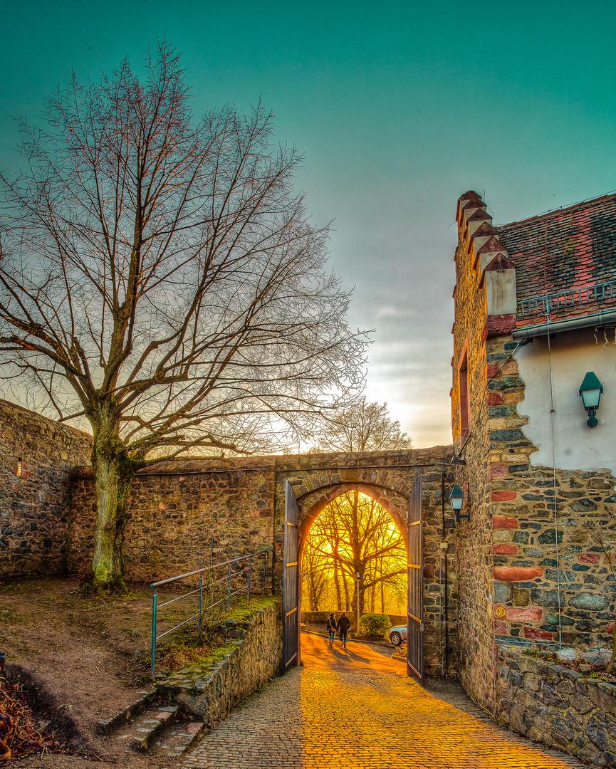 Burg Franksten