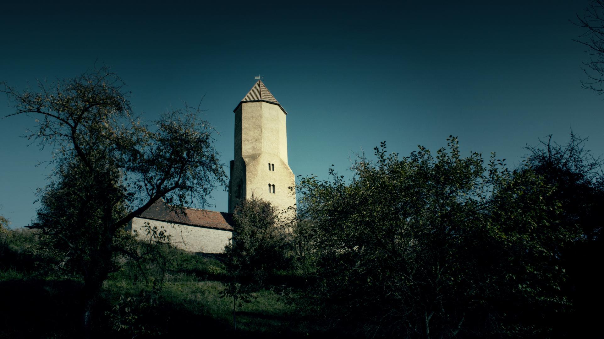 Burg Freckleben II
