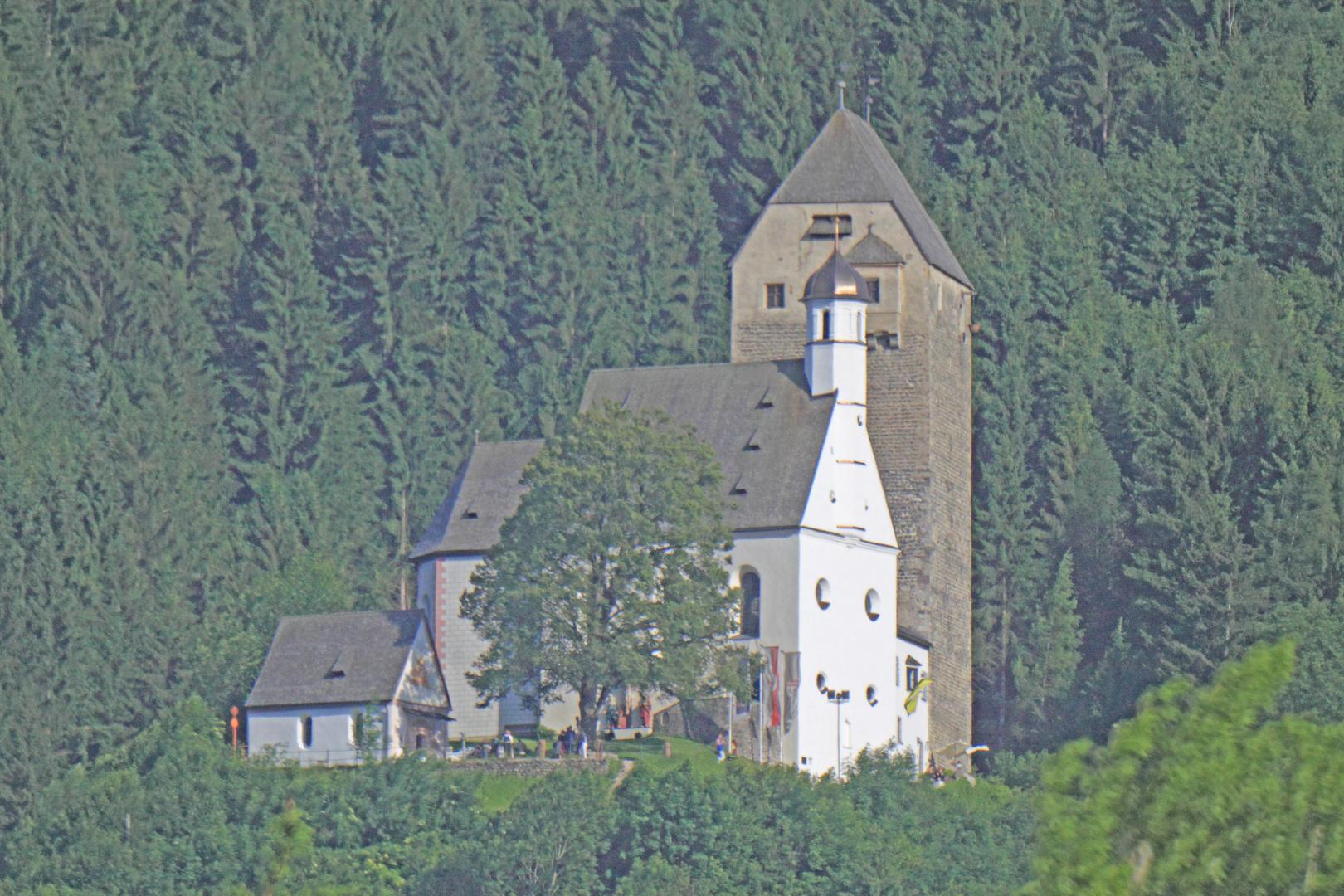 Burg FREUNDSBERG Schwaz