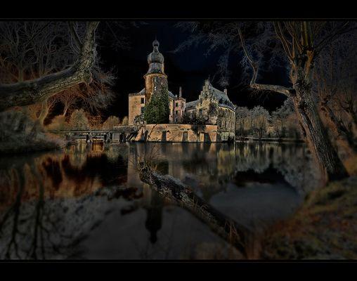 Burg Gemen, Variation