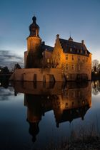 Burg Gemen zur blauen Stunde 3