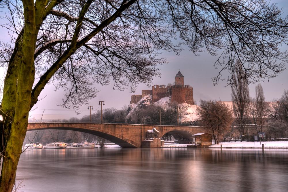 Burg Giebichenstein :)