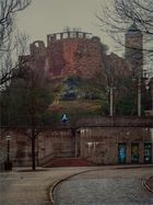 Burg Giebichenstein in Halle
