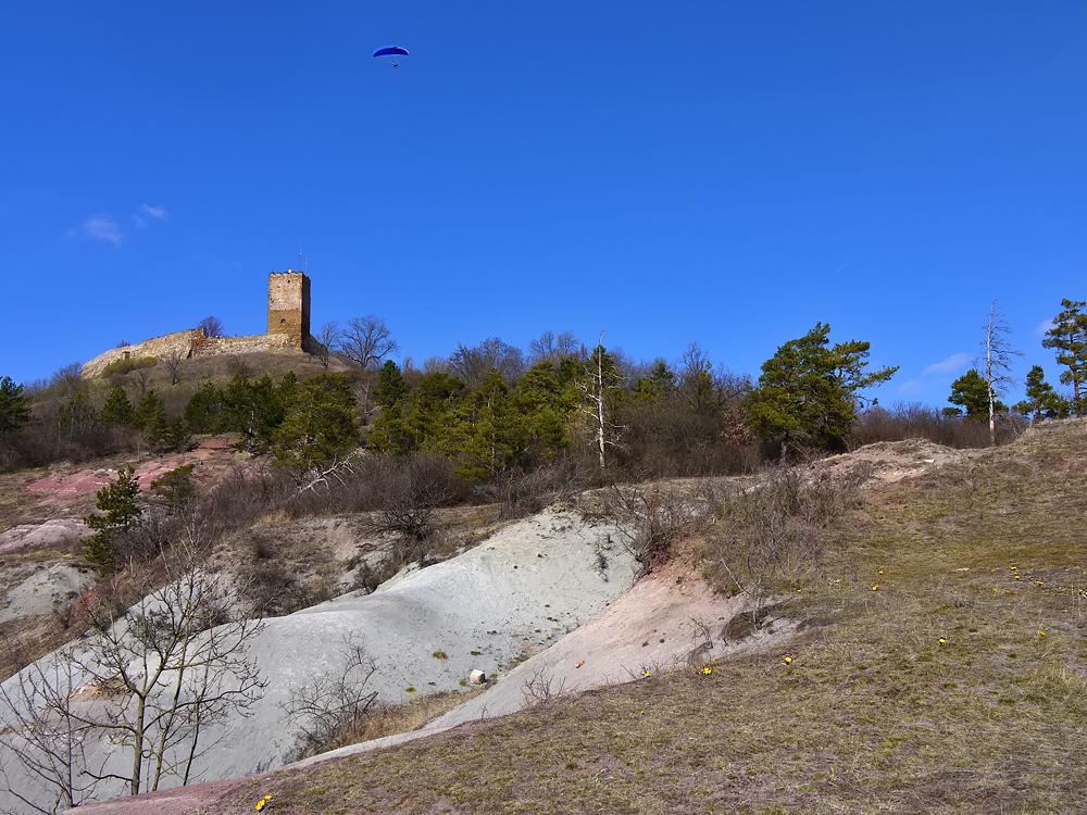 Burg Gleichen und Badlands