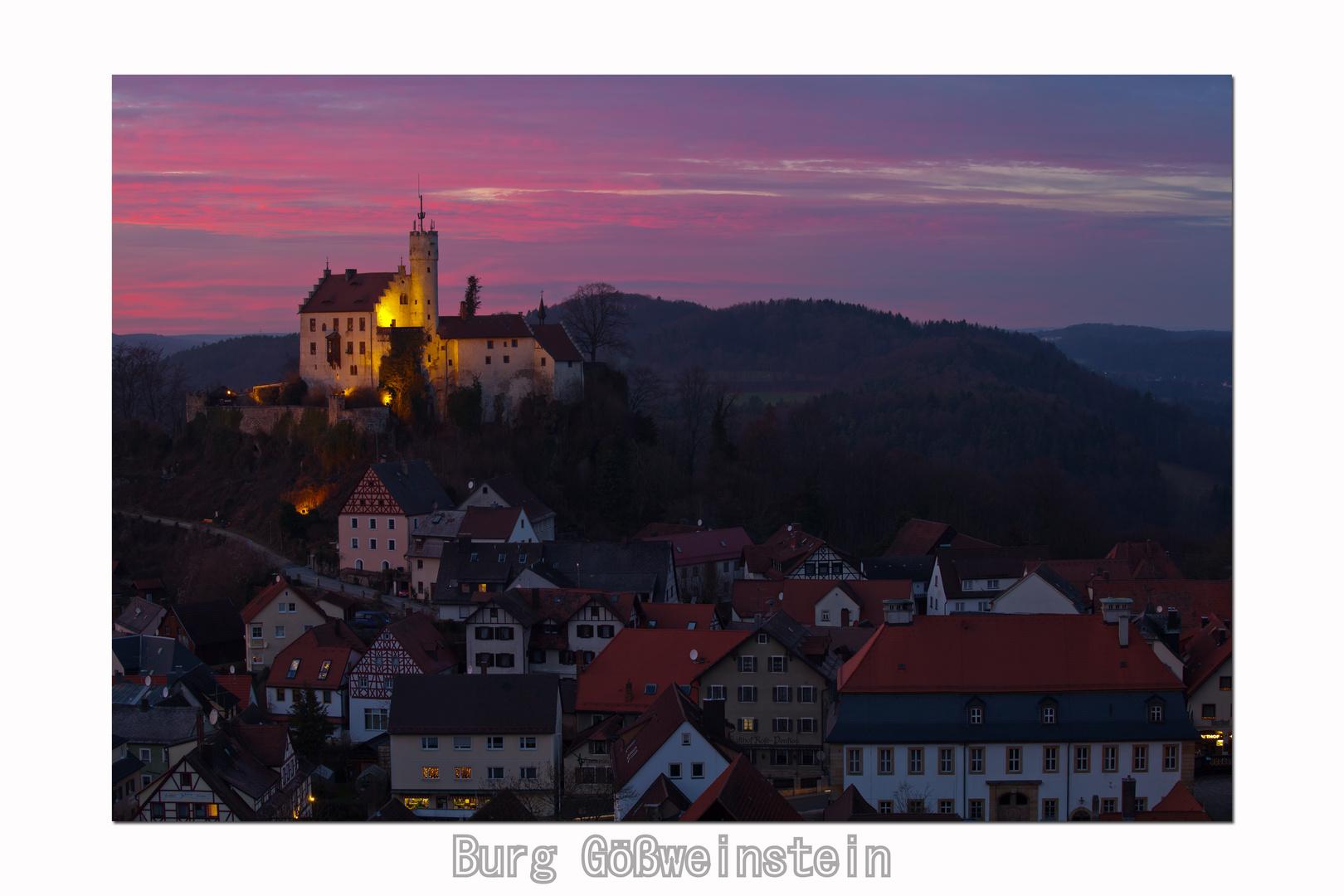 Burg Gößweinstein Impressionen (10)