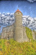 Burg Haineck, Nazza
