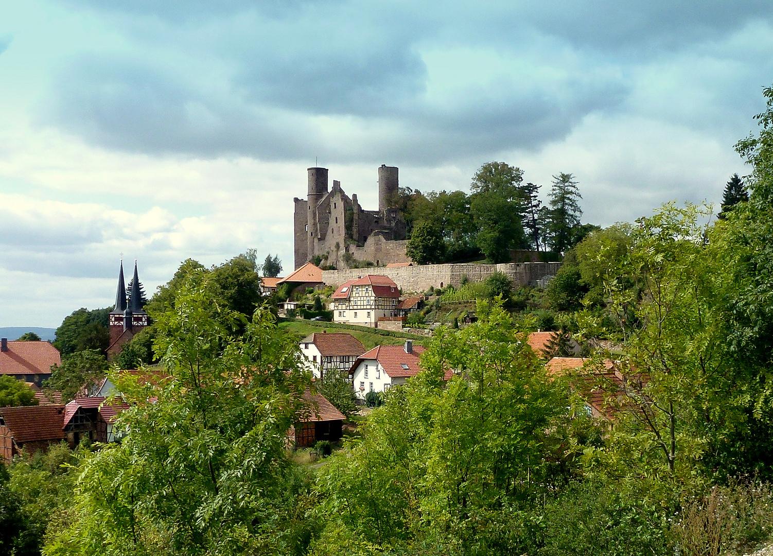 -Burg Hanstein-