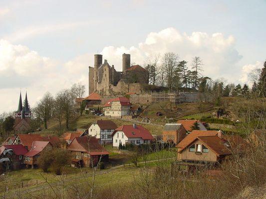 Burg Hanstein II