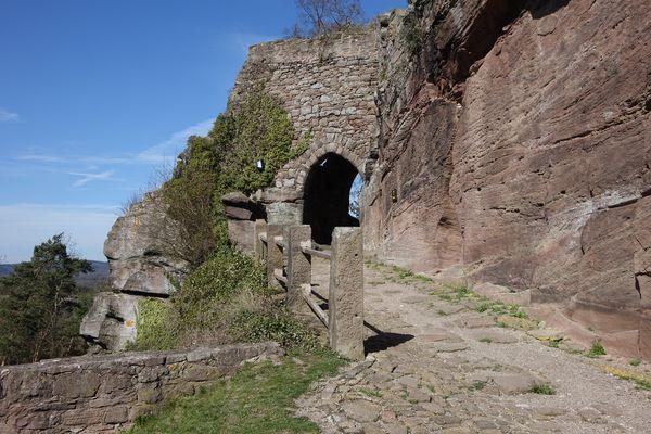 Burg Hanstein Sony RX10