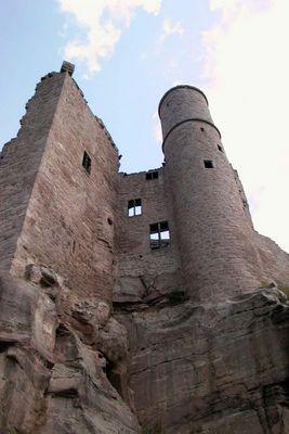 Burg Hanstein, Thüringen