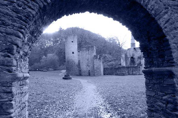 Burg Hardenstein an der Ruhr - Witten in Nordrhein-Westfalen #1