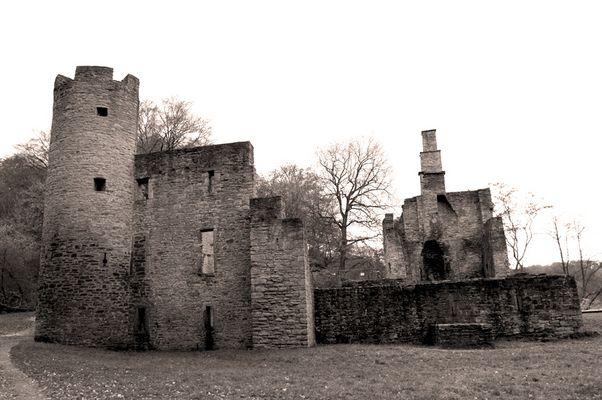 Burg Hardenstein an der Ruhr - Witten in Nordrhein-Westfalen #2