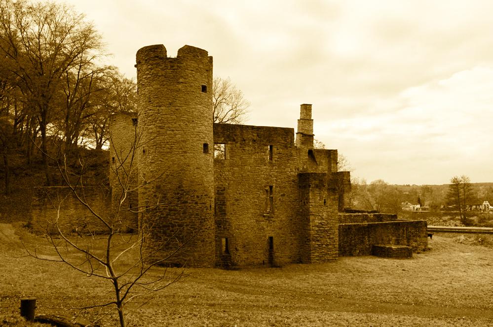Burg Hardenstein an der Ruhr - Witten in Nordrhein-Westfalen #3