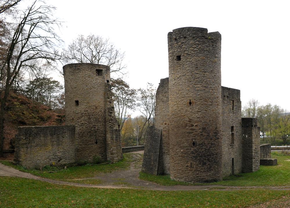 Burg Hardenstein an der Ruhr - Witten in Nordrhein-Westfalen #4