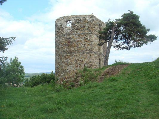 Burg Hartenstein in der Tschechei