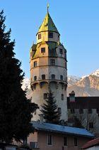 Burg Hasegg mit Münzerturm Hall in Tirol