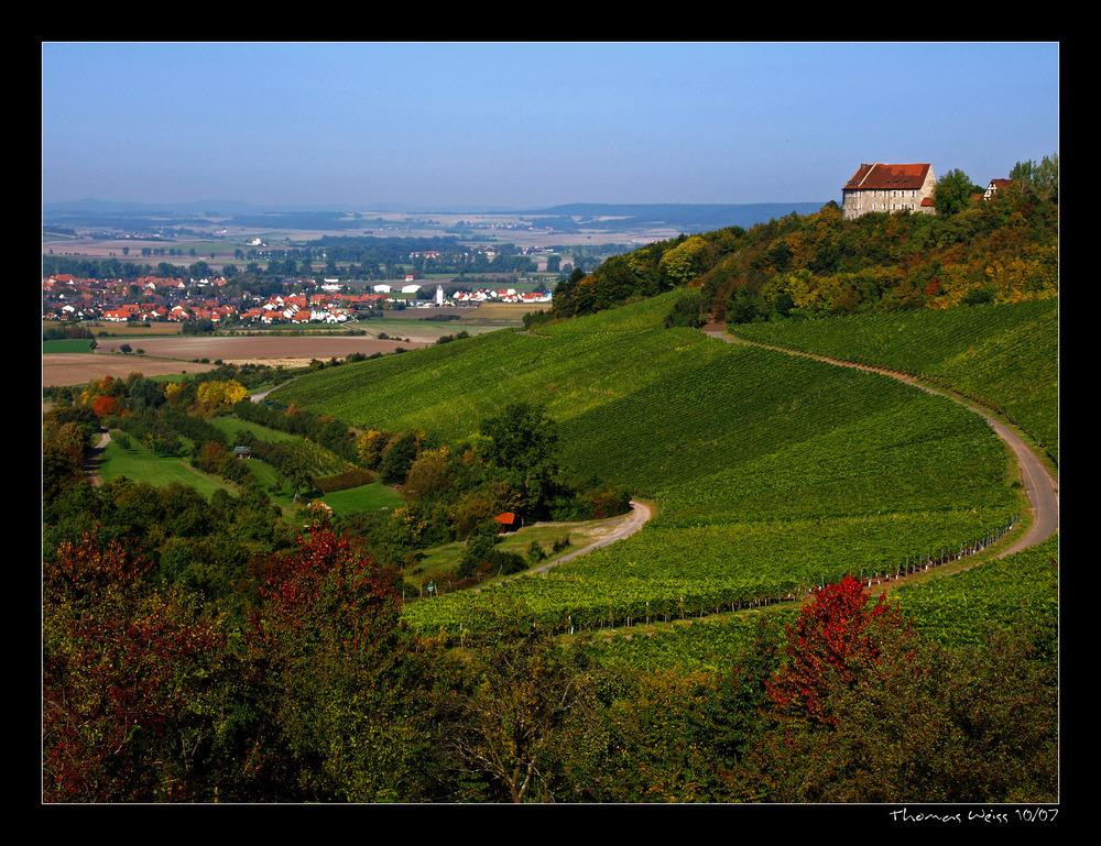 Burg Hoheneck - II