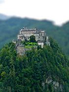Burg Hohenwerfen Miniatur Optik