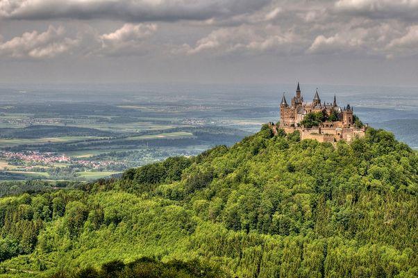 Burg-Hohenzollern 2009