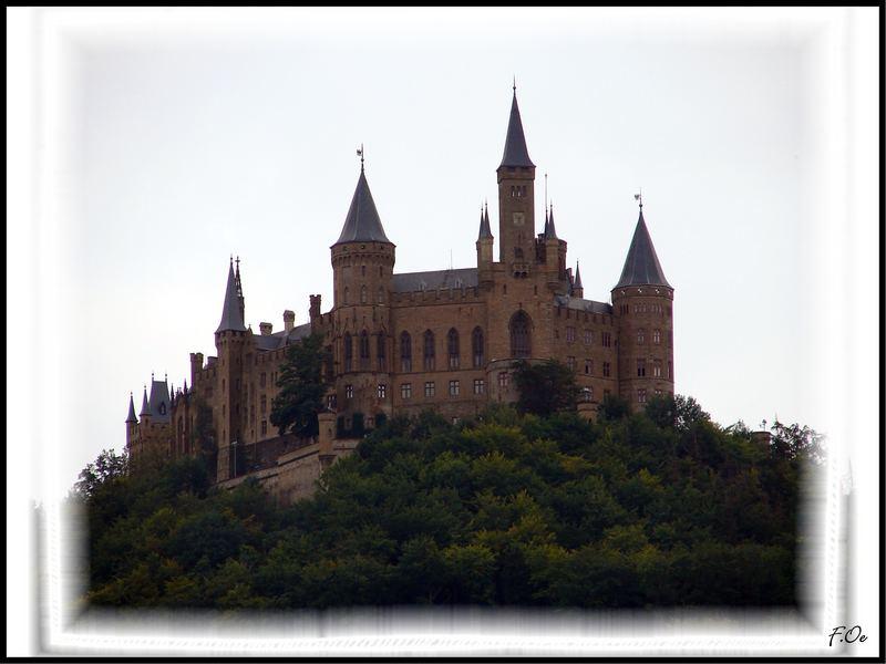 Burg Hohenzollern....!!!!