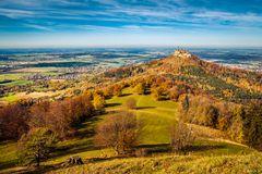 Burg Hohenzollern HDR