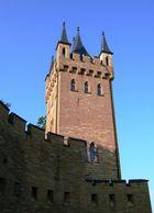 Burg Hohenzollern - Nahaufnahme