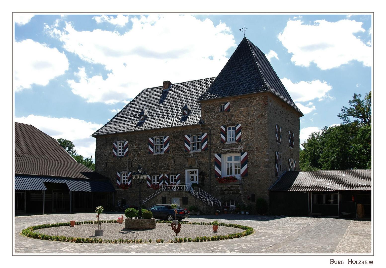 """""""Burg Holzheim"""""""