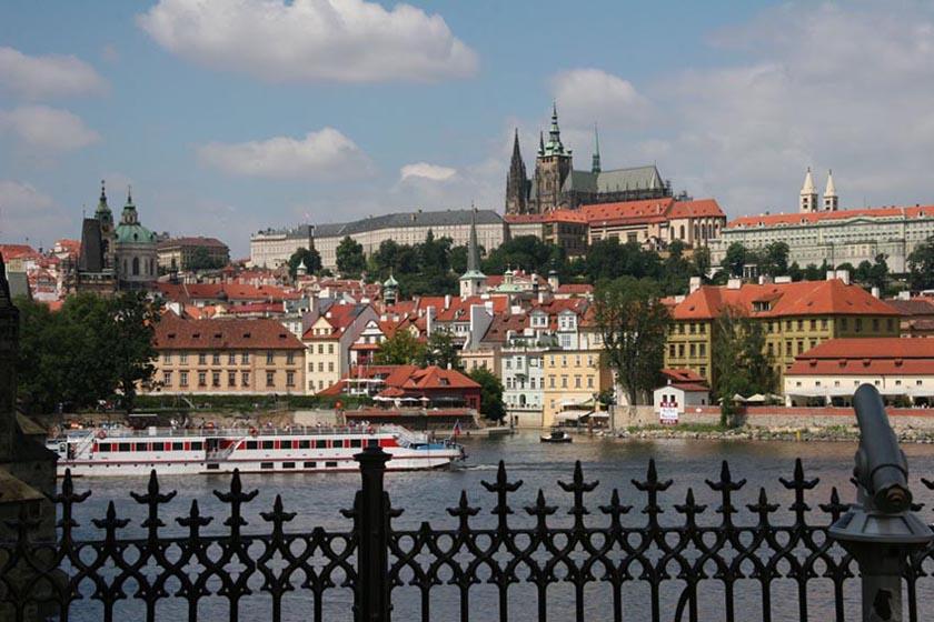 Burg Hradschin in Prag