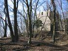 Burg im Wald