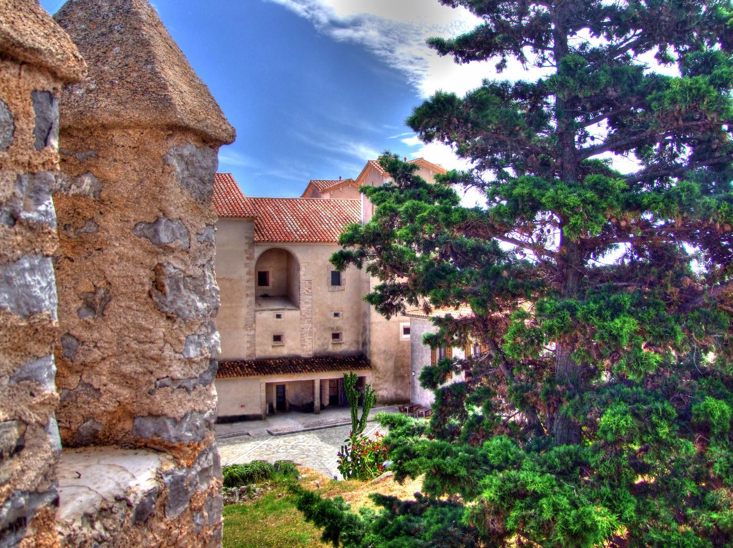 Burg in Arta Mallorca