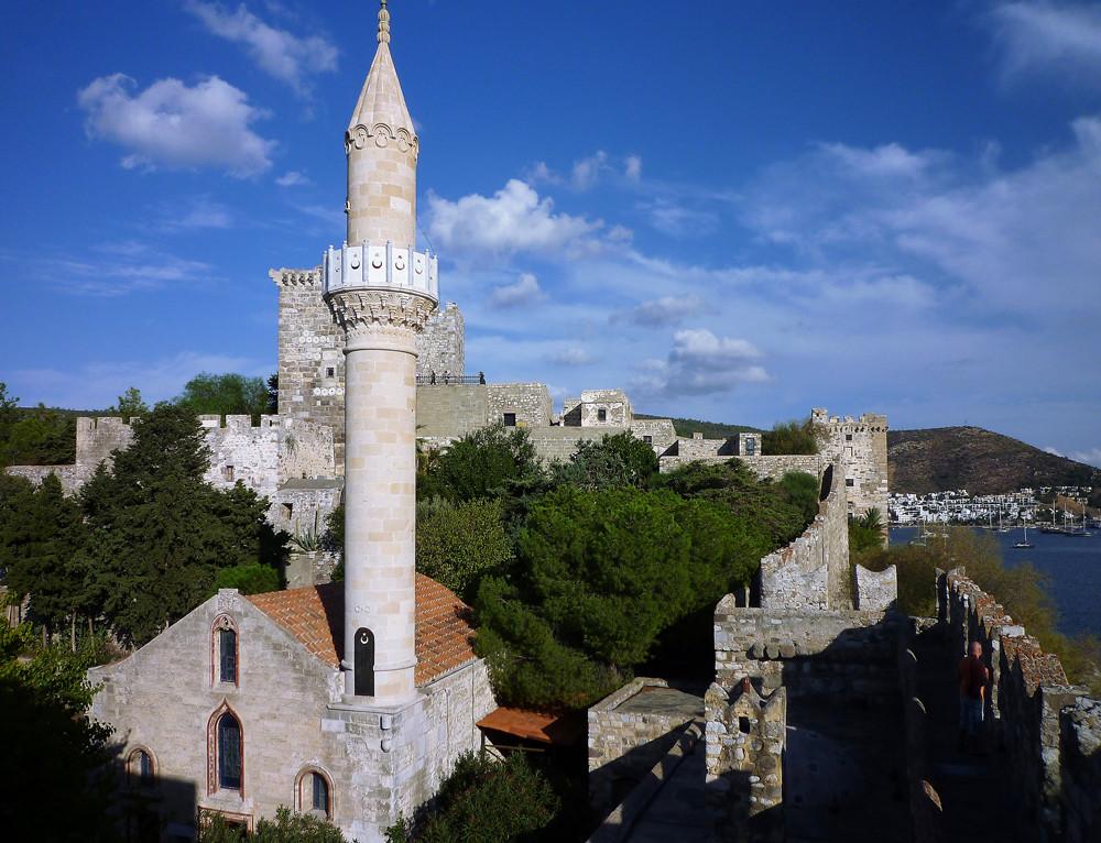 Burg in Bodrum