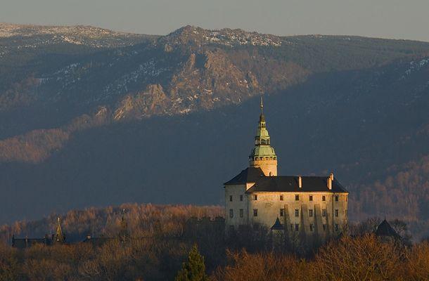 Burg in Frydlant